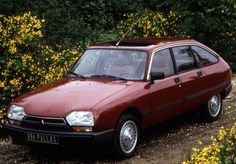 New for 1979, the Citroen GSA Pallas Retro Cars, Vintage Cars, Classic Mini, Classic Cars, Mercedes W123, Citroen Traction, Fiat 850, Bmw X6, Commercial Vehicle
