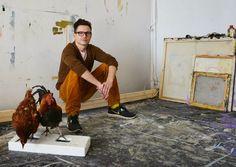 Follow Art With Me: RADEK SZLAGA : Carte blanche de Sandra Mulliez à l...
