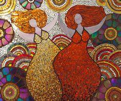 elämää ja elämyksiä: mosaique magique -Leena Nio
