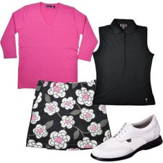 Expert Golf Tips For Beginners Of The Game. Golf is enjoyed by many worldwide, and it is not a sport that is limited to one particular age group. Not many things can beat being out on a golf course o Girls Golf, Ladies Golf, Women Golf, Golf Fashion, Sport Fashion, Fashion Men, Best Golf Irons, Cute Golf Outfit, Golf Drivers