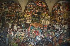Murales: Diego Rivera