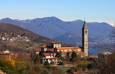 #MassinoVisconti ( #Novara #Piedmont #Italy ) #church