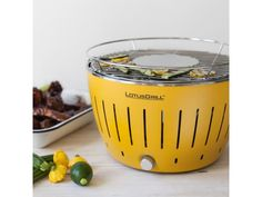 Compact, lightweight, and extremely speedy, the Lotus Grill will revolutionise your braaing experience. From lighting to cooking, this grill takes about 5 minut Portable Fan, Cooking Timer, Garden, Kitchen, Crickets, Garten, Cooking, Lawn And Garden, Kitchens