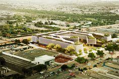 Edificio Multifuncional - by FGMF