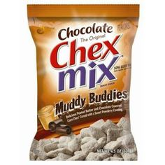Lazy Mom Christmas Cookie Week: Puppy Chow