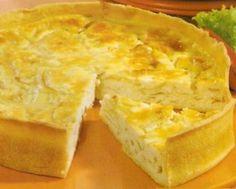 Tarta de cebolla y queso - Taringa!