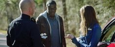 "Rose isn't actually sticking up for Chris when she argues with the cop about showing ID. She's avoiding a paper trail. | 22 Secrets Hidden In ""Get Out"" You May Have Missed"