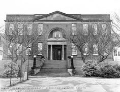 Manning Grammar School, Gregory Boulevard KH