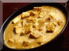 Delicious Indian food : sahi paneer, a famous dish in north india | Visit India with us and enjoy indian food. Book your india tour today