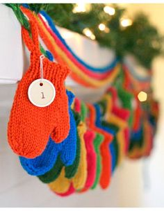 Smitten (a Holiday Garland)