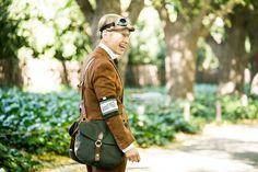 画像: 17/46【おしゃれツイード着て自転車に乗る「Tweed Run Tokyo」スタート 海外ゲストも走行】