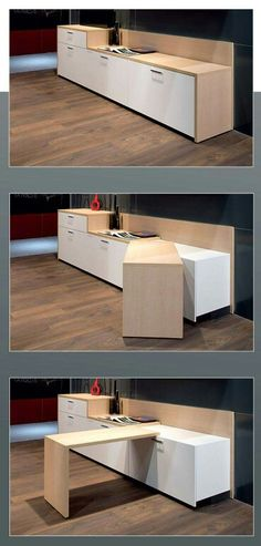Multifuction furniture table