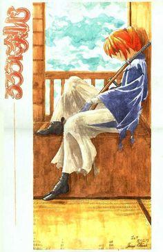 Kenshin Battousai by jolinek.deviantart.com on @deviantART