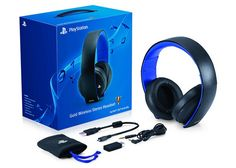 Official Wireless Headset For Sony Playstation...this headset is flippin awesome!