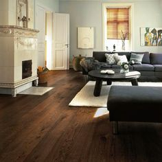 Shopping for hardwood floors...I like this color and width.