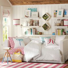 Daybed skirted