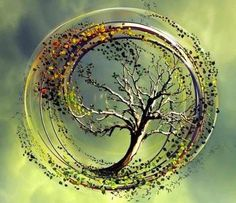 Fill your heart with the creative power to accept the past, decorate the present and transform the future. ~Osho <3