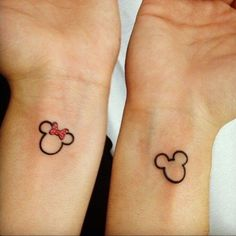 33 Matching Tattoos For Couples Who Are in It to Win It