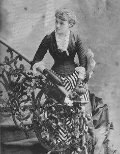 Edith Wharton, 1884