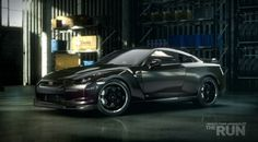 Nissan GT-R SpecV (R35), Need for Speed The Run