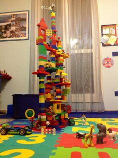 Highest LegoDuplo Tower