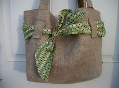 Items similar to Upcycled Burlap Purse on Etsy Burlap Purse, Burlap Gift Bags, Jute Bags, Sacs Tote Bags, Canvas Tote Bags, Burlap Coffee Bags, Burlap Crafts, Burlap Projects, Craft Bags
