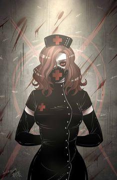 Nurse Ann. <3<3<3