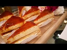 Custard, Cheesecakes, Mousse, French Toast, Cooking Recipes, Breakfast, Sweet, Food, Youtube
