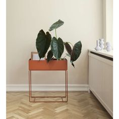 ferm living plant box oker