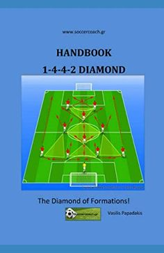 Diamont Handbook: A guide to train and coach the Diamont formation Soccer Coaching, Soccer Training, Soccer Workouts, Football Stuff, Drills, Hockey, Sayings, Amazon, Sports