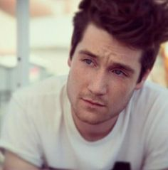 Dan Smith, Bastille - Maybe it's the hair, maybe it's the British accent, whatever it is I'm obsessed with this guy
