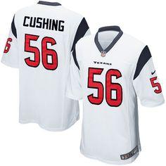 Brian Cushing Houston Texans Nike Youth Game Jersey – White