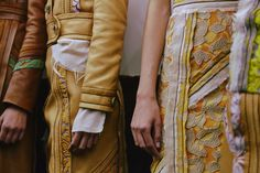 Close up on the Prada Spring 2015 collection