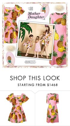 """""""1233"""" by melanie-avni ❤ liked on Polyvore featuring Dolce&Gabbana"""