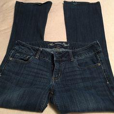 American Eagle Artist Stretch Size 10Short Stretch denim Size 10Short American Eagle Outfitters Jeans Boot Cut