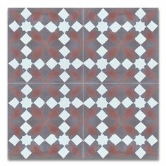 "Found it at Wayfair - Joana 8"" x 8"" Cement Tile in Multicolor"