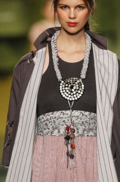 cool necklace from Teresa Martins