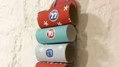 Somisteeksikin sopivaan joulukalenteriin löytyy materiaalit lähes joka kodista.