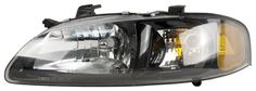 2002-2003 Nissan Sentra Headlamp LH