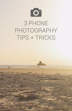 Check out our 2 part series on how to be a better smartphone photographer.