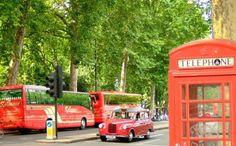 Londres : conseils, astuces et bons plans | L'Officiel des Vacances London Neighborhoods, Telephone Booth, Bons Plans, England Uk, Travel England, London Calling, London City, Officiel, Great Britain