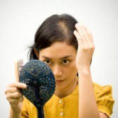 Home Remedies For Hair Loss - Natural Treatments
