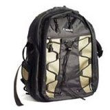 Canon Deluxe Photo Backpack 200EG for Canon EOS SLR Cameras (Black with Green Accent) (Camera)By Canon