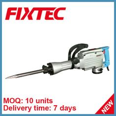 Fixtec Power Tool 1500W Demolition Breaker Hammer (FDH15001) on Made-in-China.com