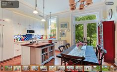 Townhouse From The Squid and the Whale Listed for Sale - On the Market - Curbed National