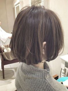 Shot Hair Styles, Curly Hair Styles, Hair Setting, Asian Hair, Ulzzang Girl, Hair Cuts, Hair Beauty, Short Hair, Hairstyles
