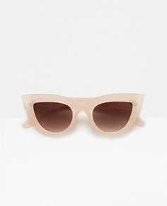 PLASTIC FRAME GLASSES-Sunglasses-ACCESSORIES-WOMAN | ZARA United States