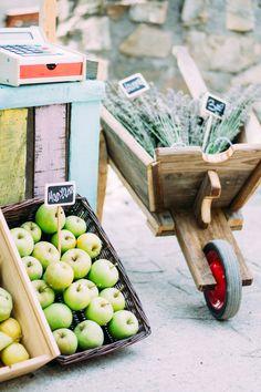 Cómo hacer un supermercado infantil tu mismo : via La Chimenea de las Hadas