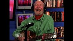 """""""I say we've got a 50-50 chance—if the human race makes it, it'll be women working with children, these two very large oppressed classes in the human race."""" - Democracy Now, Remembering Pete Seeger. Great ep to make you feel good about being progressive."""