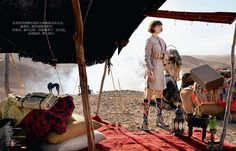 Wilhelmina Models - New York, Image, COCO ROCHA Portfolio